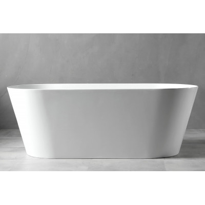Ванна акриловая отдельностоящая ABBER AB9222-1.5 150х70 см