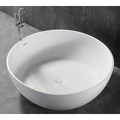 Ванна акриловая отдельностоящая ABBER AB9279 150х150 см