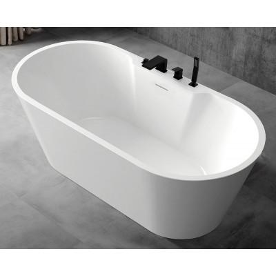 Ванна акриловая отдельностоящая ABBER AB9299-1.6 160х80 см