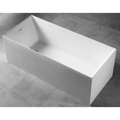 Ванна акриловая отдельностоящая ABBER AB9274-1.7 170х75 см