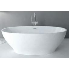 Ванна акриловая отдельностоящая ABBER AB9207 165х80 см