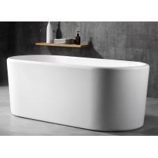 Ванна акриловая отдельностоящая ABBER AB9272-1.7 170х70 см