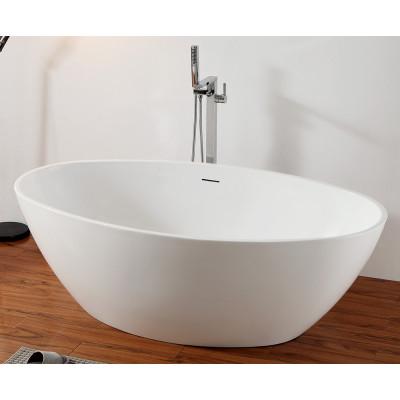 Ванна акриловая отдельностоящая ABBER AB9249 175х100 см