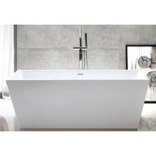 Ванна акриловая отдельностоящая ABBER AB9224-1.6 160х80 см