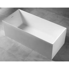 Ванна акриловая отдельностоящая ABBER AB9274-1.5 150х70 см
