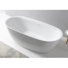 Ванна акриловая отдельностоящая ABBER AB9205 180х84 см