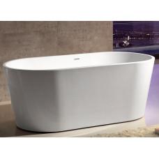 Ванна акриловая отдельностоящая ABBER AB9203-1.3 130х70 см