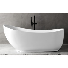 Ванна акриловая отдельностоящая ABBER AB9288 180х89 см