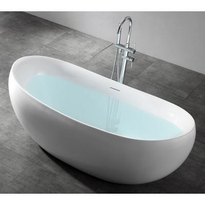 Ванна акриловая отдельностоящая ABBER AB9236 170х80 см
