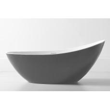 Ванна акриловая отдельностоящая ABBER AB9233G 184х79 см