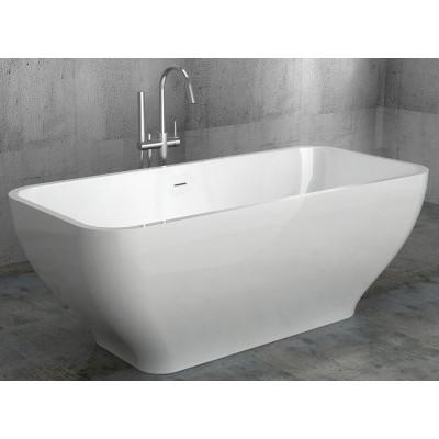 Ванна акриловая отдельностоящая ABBER AB9220 170х70 см