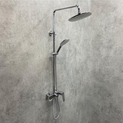 Душевая система для ванны Comforty FF071R-CCT