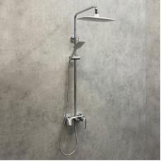 Душевая система для ванны Comforty FF074R-CCT