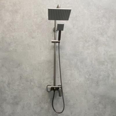 Душевая система для ванны Comforty FF074R-CGT