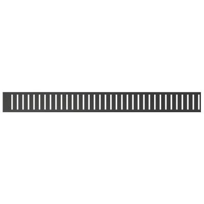 Решетка для желоба водоотводящего AlcaPlast PURE-750