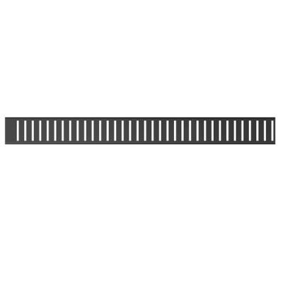 Решетка для желоба водоотводящего AlcaPlast PURE-550