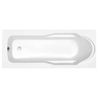 Ванна акриловая прямоугольная Cersanit Santana 170x70 см