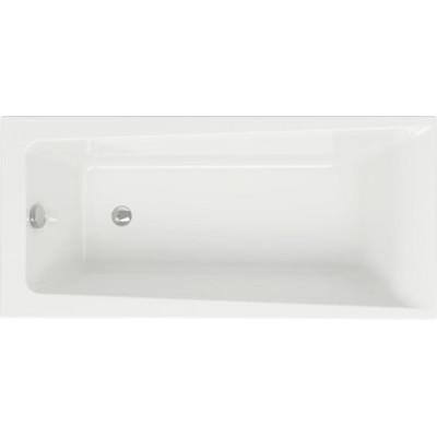 Ванна акриловая прямоугольная Cersanit Lorena 150х70 см