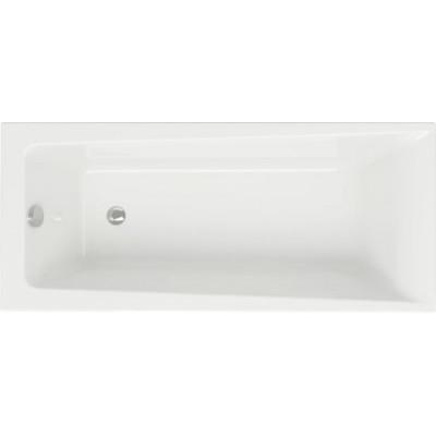 Ванна акриловая прямоугольная Cersanit Lorena 160х70 см