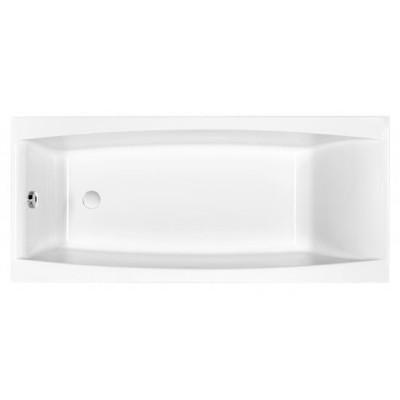 Ванна акриловая прямоугольная Cersanit Virgo 170x75 см