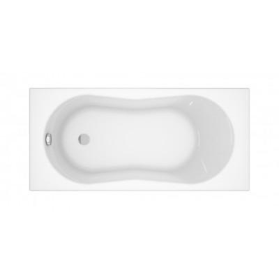 Ванна акриловая прямоугольная Cersanit Nike 150x70 см