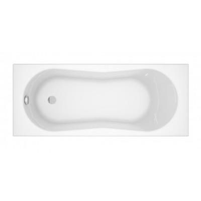 Ванна акриловая прямоугольная Cersanit Nike 170x70 см
