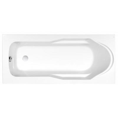 Ванна акриловая прямоугольная Cersanit Santana 160x70 см