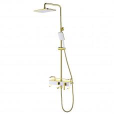 Душевая система для ванны Lemark 64 MISTA