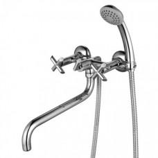 Смеситель для ванны Lemark Practica LM7551C