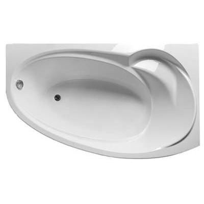 Ванна акриловая асимметричная 1Marka JULIANNA 160x95 см