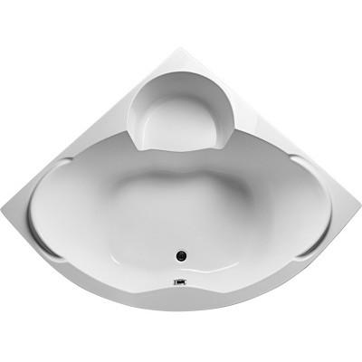 Ванна акриловая симметричная 1Marka TRAPANI 140x140 см