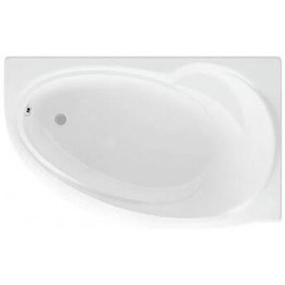 Ванна акриловая Асимметричная Aquatek Бетта 170х97 см , правая