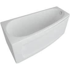 Ванна акриловая Асимметричная Aquatek Пандора 160х75 см , правая