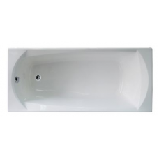 Ванна акриловая прямоугольная 1Marka ELEGANCE 160x70 см