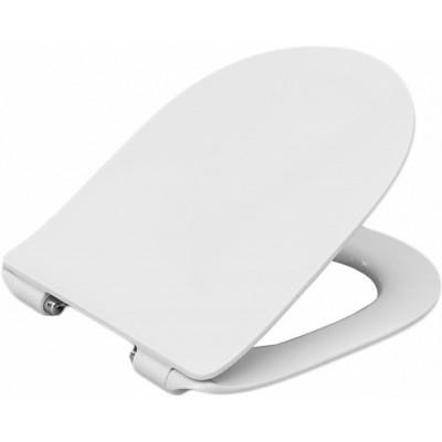 Крышка-сиденье для унитаза Roca Leon Soft Close ZRU9302943, микролифт