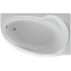 Ванна акриловая Асимметричная Aquatek Бетта 160х97 см , правая