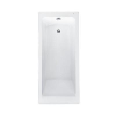 Ванна акриловая прямоугольная Roca Easy 170x75 см