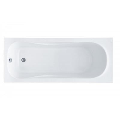 Ванна акриловая симметричная Santek Tenerife 170х70 см