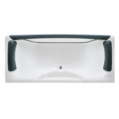 Ванна акриловая прямоугольная Aima DOLCE VITA 180x80 см
