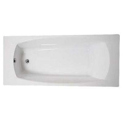 Ванна акриловая прямоугольная 1Marka PRAGMATIKA 173-155x75 см