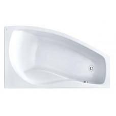Ванна акриловая асимметричная Santek Mallorca 160х95 см, правая