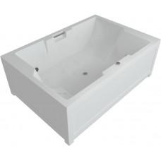 Ванна акриловая прямоугольная Aquatek Дорадо 190х130 см