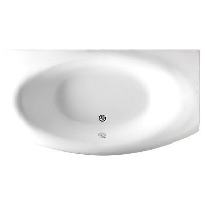 Ванна акриловая прямоугольная 1Marka NEGA 170x94 см