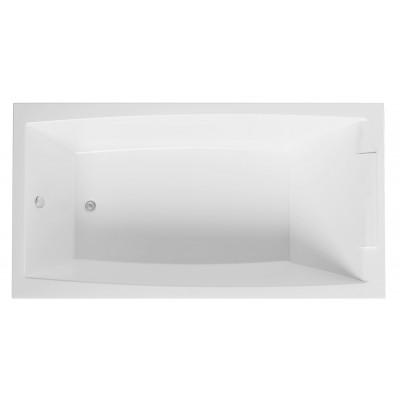 Ванна акриловая прямоугольная 1Marka AELITA 170x90 см