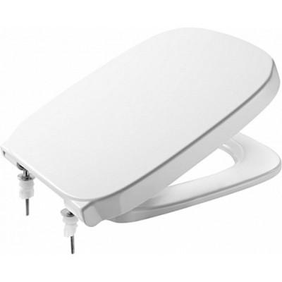 Крышка-сиденье для унитаза Roca Debba Soft Close Eco Damp ZRU9302826, микролифт