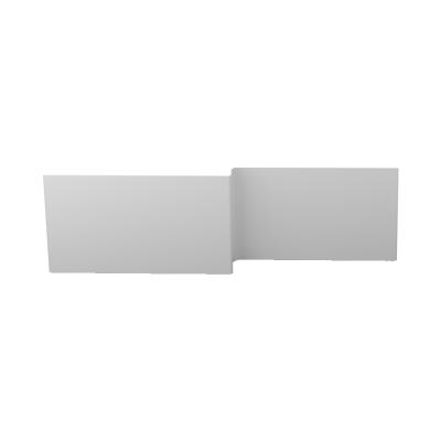 Панель для ванны фронтальная 1Marka LINEA 165 см, левая