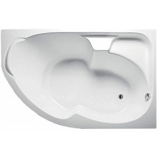 Ванна акриловая асимметричная 1Marka DIANA 160x100 см
