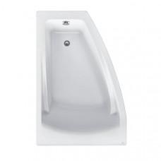 Ванна акриловая асимметричная Roca Hall Angular 150х100 см