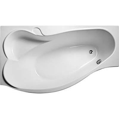 Ванна акриловая асимметричная 1Marka GRACIA 160x95 см