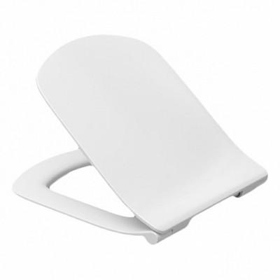 Крышка-сиденье для унитаза Roca Dama Senso Soft Close ZRU9302991, микролифт